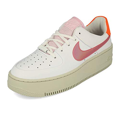 Nike Womens Af1 Sage Low Fashion Sneaker Cv3036-100 Size 9