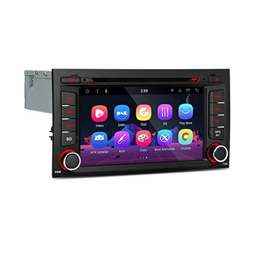 AUTORADIO 7' XTRONS Android 8.1 per Seat Leon 2013-2018