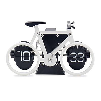 Sourcingbay Retro Flip Clock, Bike Shaped Flip ...