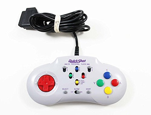 Super NES QuickShot Joystick