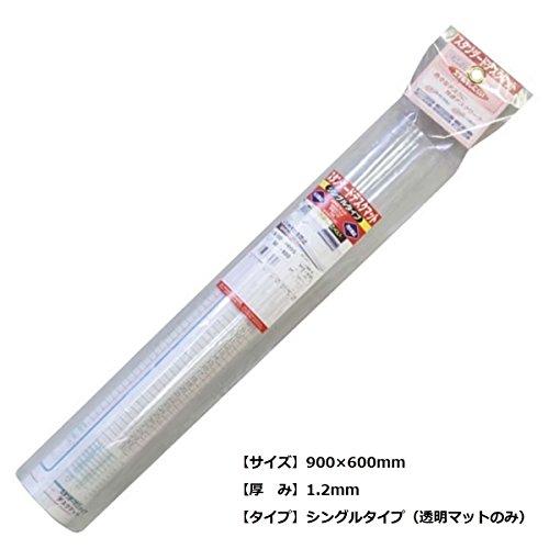 ミワックスデスクマット900×600mmスタンダードシングルタイプSD-960S
