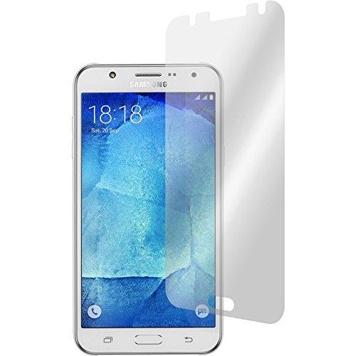 PhoneNatic 1 x Pellicola Protettiva Chiaro Compatibile con Samsung Galaxy J7 (2015 / J700) Pellicole Protettive