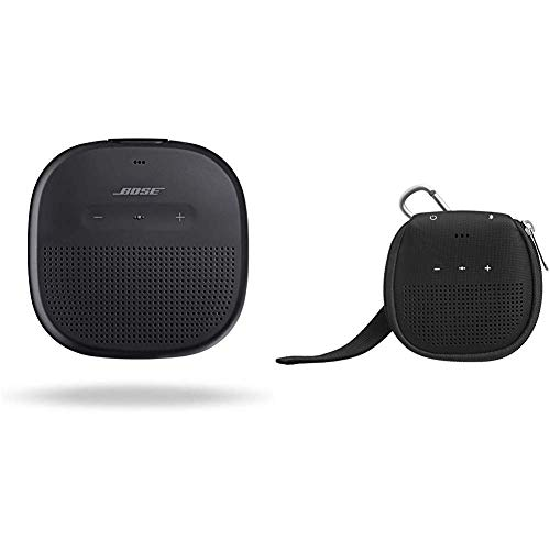 Bose SoundLink Micro Waterproof Bluetooth speaker (Black) with ...