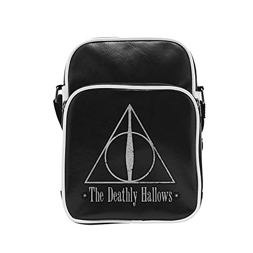 ABYstyle - Harry Potter - Sac Besace Reliques - Vinyle Petit Format