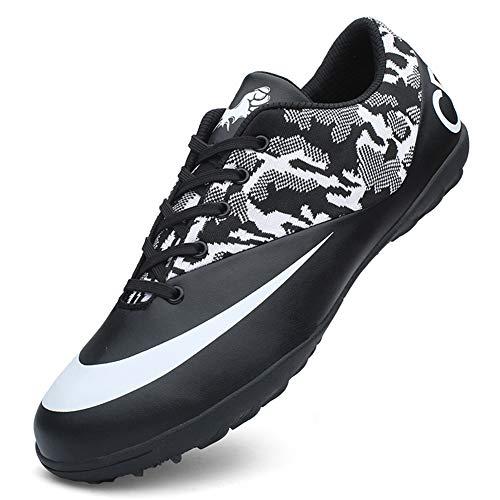 GBZLFH Calzado de fútbol, calzado de fútbol para jóvenes, calzado de entrenamiento...