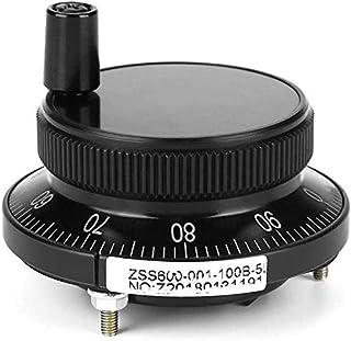 MPG5 - Generador de pulso manual giratorio de 60 mm negro