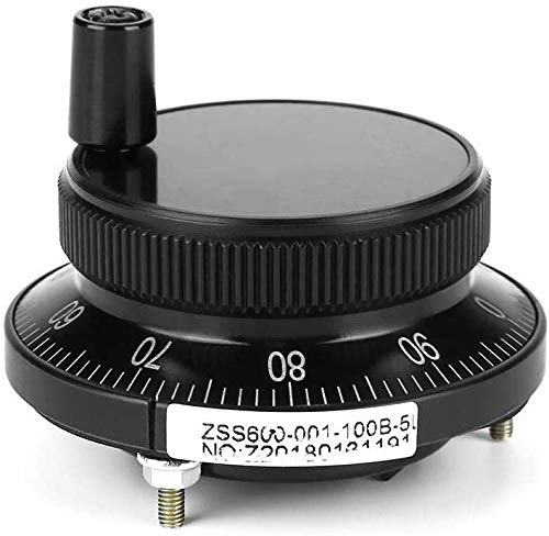 MPG5 - Generador manual giratorio 60 mm
