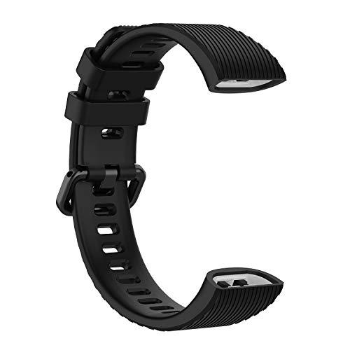 SUNG-LL Huawei Band 3 PRO/4 PRO Fitness Tracker Ersatz Armband und transparenter Schutzfolie, Beinhaltet Nicht Fitness Tracker Für Herren Und Damen