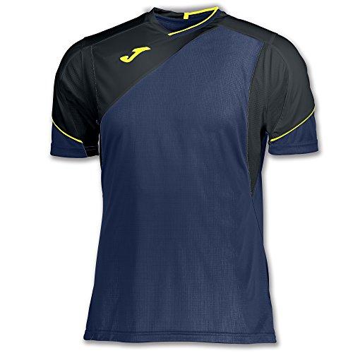 Joma Camiseta Granada Azul-Negro M/C, Hombres, 2XS