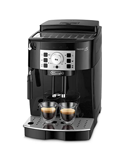 De'Longhi ECAM22.110.B Fully Automatic Bean to Cup Coffee Machine,  1450 W, 1.8 Litre