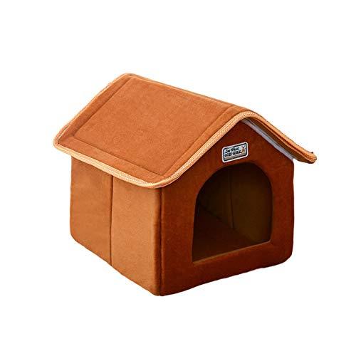 Cuccia per cani impermeabile antivento per animali domestici Cuccia per gatti randagi pieghevole Cuccia per cani Cuccia per gatti sia per uso interno che esterno