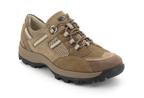 Waldläufer Damenschuhe Trekkingschuhe Holly Sand Beige 471008806315 (Numeric_37_Point_5)