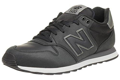 New Balance 500, Scarpe Sportive Uomo, Nero (Black Sk), 43 EU