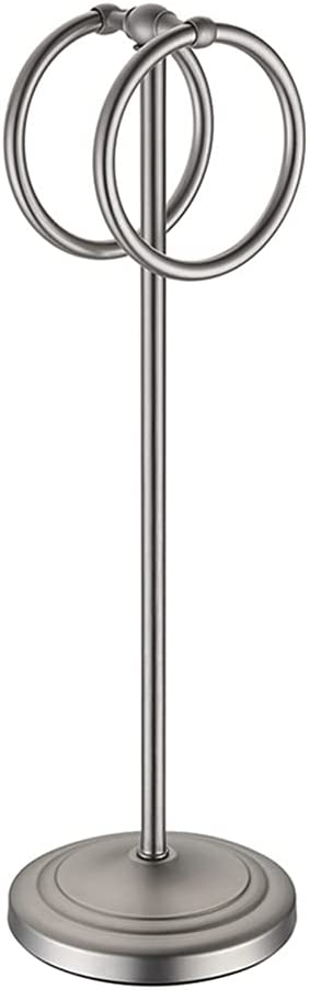 DOITOOL Towel Racks 1Pc Stainless Safety and trust Max 59% OFF Movable Floo Rack Steel