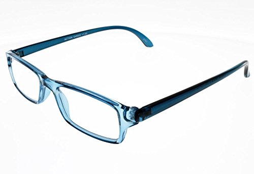 I NEED YOU I NEED YOU Lesebrille Action SPH: 1.00 Farbe: blau-kristall, 1 Stück