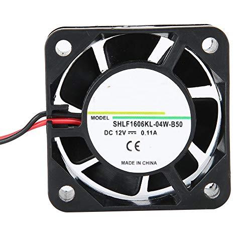 PC CPU Koelventilator Heatsink-ventilator, koelventilator 4CM 12V 0.11A Ultrastille chassiskoeler 2-pins SHLF1606KL-04W-B50 voor server