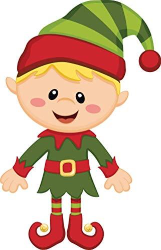 Puzzle 1000 piezas Elf Clip Art Christmas Series 3 Pintura decorativa en Juguetes y juegos Gran ocio vacacional, juegos interactivos familiares Rompecabezas educativo de jugue50x75cm(20x30inch)