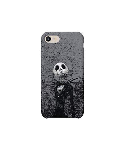 Funda protectora para iPhone 6, iPhone 6, diseño de pesadilla antes de Navidad, plástico duro para iPhone 6, iPhone 6S, regalo divertido de Navidad