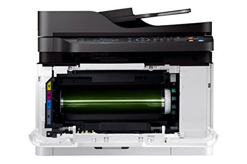Samsung Xpress SL-C480FW/TEG Farblaser Multifunktionsgerät (mit WLAN, NFC und Netzwerk)