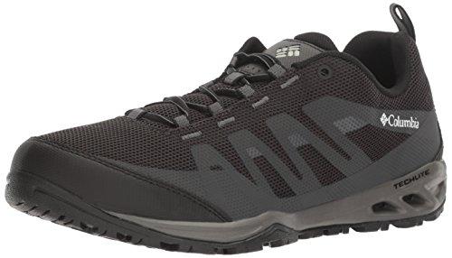 Columbia Vapor Vent, Zapatos Hombre, Black (Black, White 010), 42 EU