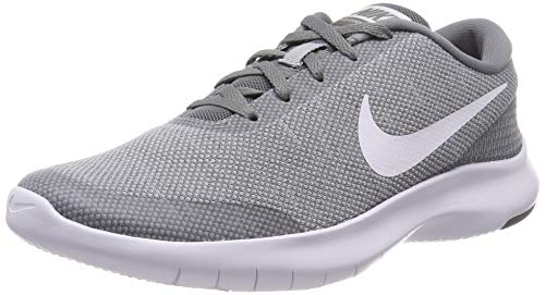 Nike Women's W Flex Experience Rn 7 Training Shoes, (Wolf White-Cool Grey 010), 4.5 UK