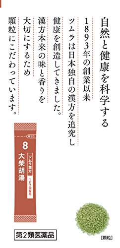 【第2類医薬品】ツムラ漢方大柴胡湯エキス顆粒20包