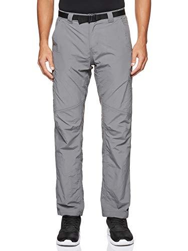 Columbia Silver Ridge Pantalón Cargo de 34 Pulgadas para Hombre, Silver Ridge Pantalón Cargo, Hombre, Color Gris Ciudad, tamaño 32W / 36L