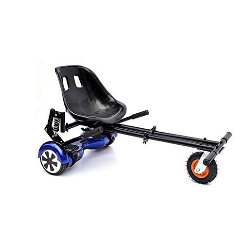 YXWJ Erwachsener Zweirad-Balance-Auto-Stoßdämpferrahmen Neuer Verdickter Zweirad-Elektro-Balance-Auto-modifizierter Kart-Rahmen