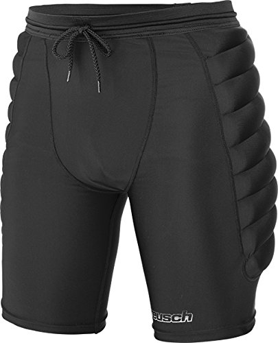 Reusch Herren Cs Shorts Soft Padded Hose, Black, XL