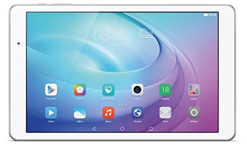 HUAWEI MediaPad T2 10.0 Pro WiFi 25,6 cm (10,1 Zoll) Tablet-PC (Qualcomm™ MSM8939 Octa-Core 64-bit CPU, 2 GB RAM, 16 GB interner Speicher, Android 5.1, EMUI 3.1) weiß