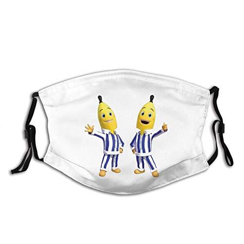 Jopath B-1 B-2 Bananen im Pyjama Halswärmer Bandana Gesichtsschutz Schal Hals Halsmanschette UV-Schutz Stirnband Motorrad Sturmhaube