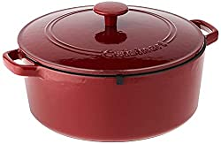 Cuisanart Dutch Oven is cheaper than Le Crueset