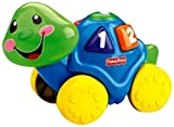 Fisher-Price Roll Along Pals Turtle