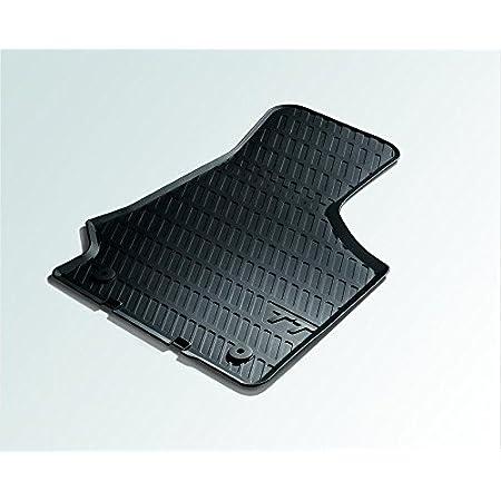 Fußmatten Passend Für Tt 8j Automatten Premium Qualität Velours Anthrazit 2 Teilig Vorn Auto