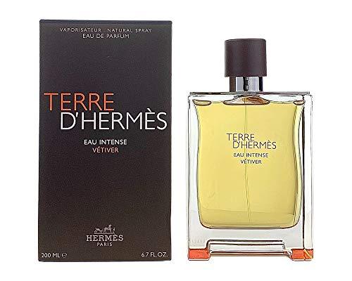 Hermes Terre D'hermes Eau Intense Vetiver Eau De Parfum Spray 200 ml For Men