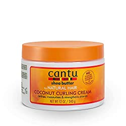 Cantu Coconut Curling Cream 12