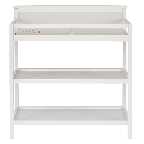 Dream On Me Jax Universal Changing Table, White