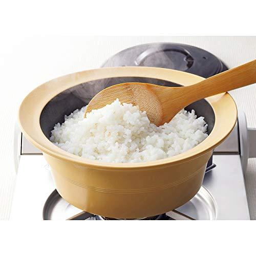 NARUMI(ナルミ) 卓上 土鍋 クックポット イエロー 1400cc 電子レンジ オーブン 直火 IH対応 41252-33082