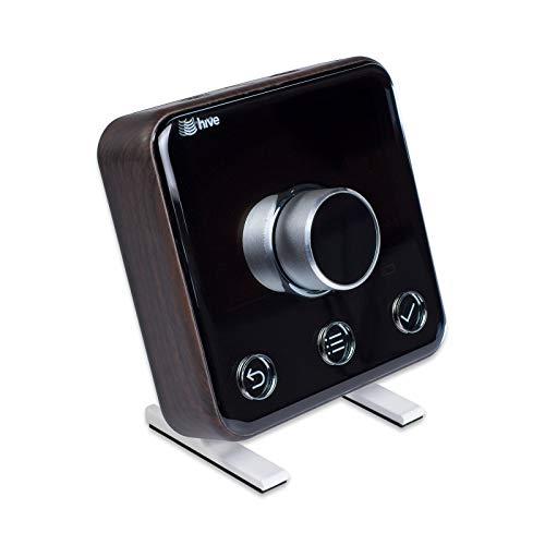 Anti-Rutsch-Ständer für Hive Thermostat v2, mit Befestigungsschrauben, klein, Weiß