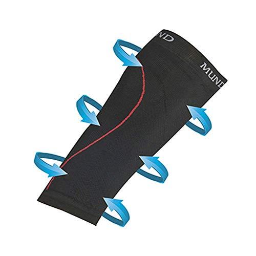 Mund Socks – Compression, Couleur Noir, Taille 39 – 43 cm