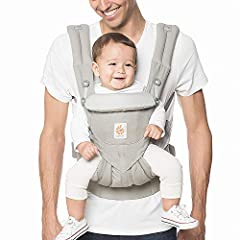 Ergobaby stands by our products so you can carry your precious cargo with confidence.  If you find a manufacturing or material defect, Ergobaby will replace your carrier or part at no charge. That's the ErgoPromise. ALL-IN-ONE BABY CARRIER: Adapts to...