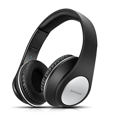 Over Ear Headphones, Wireless Stereo Bluetooth Headset with...