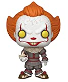 Popsplanet Funko Pop! Movies – IT 2017 – Pennywise (with Boat) (10-inch) #786 Vinyl Figuras 25 cm Re...