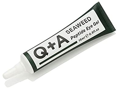 Q+A Seaweed Peptide Eye Gel, leaves your Under-eye area Firm, Bright and Healthy Looking (15ml) from Ellipsis Brands Ltd