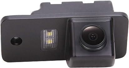 HD CCD Cámara Marcha Atrás Color Aparcamiento Cámara Visión Nocturna Sistema de Ayuda para aparcar con visión de Resistente al Agua & antigolpes para Audi