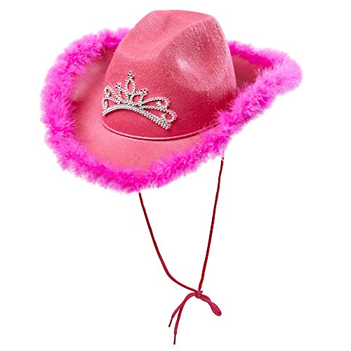 Widmann 1415G - Cowboyhut Pink Lady