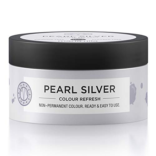 Maria Nila Colour Refresh Pearl Silver, 1er Pack (1 x 100 ml)
