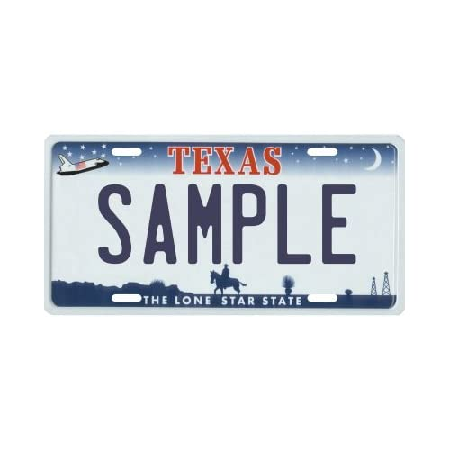 Personalized Front License Plates Amazon Com