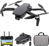 SG108 GPS Drone, 5G WiFi FPV Drone con cámara frontal 4K HD y cámara de posicionamiento de flujo óptico 720P,...