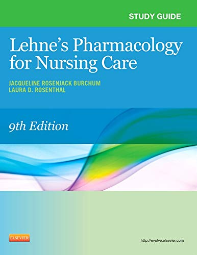 Top pharmacology study guide lehne for 2020